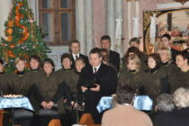 Vianočné svetlo v petrovskom kostole