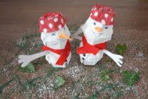 Urobte si snehuliakov