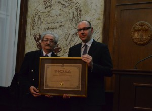 Pavlovi Surovému cenu udelil literát Pero Zubac