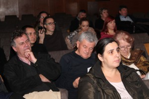 Časť publika