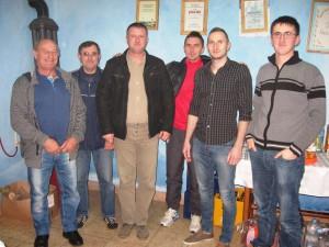Rada MS spoj mladosti a skúsenosti: Michal Hrudka (podpredseda), Dragomir Stanković, Miroslav Melich, Branislav Stoječevski (predseda), Jovica Hudec a Daniel Hudec (Z ľava)