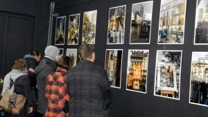 Návštevníkov rovnako úplne zaujali fotografie všetkých troch autorov