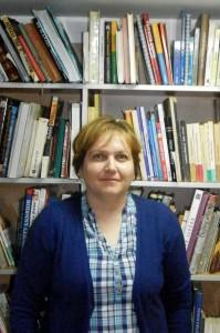 Jaroslava Pavlíková, knihovníčka