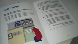 V božúrke sa dozviete aj o tom, ktoré orgány a organizácie sú povinné uviesť svoj názov aj v slovenskom jazyku