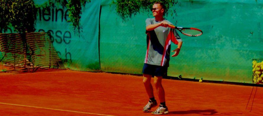 Šikovnému tenistovi Petrovi Žiakovi zo Slovenska sa v Srbsku páčilo
