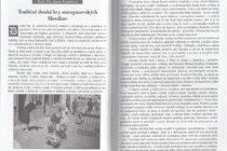 Pazovský kalendár – ľudové čítanie počas zimných večerí