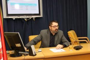 Vladimir Pavlov, pokrajinský tajomník pre vedu a technologický rozvoj