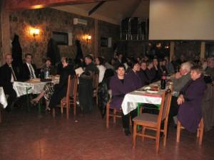 Časť účastníkov výročného zhromaždenia