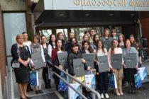 Promovali absolventov slovakistiky