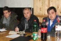 Pracovné stretnutie v Kysáči