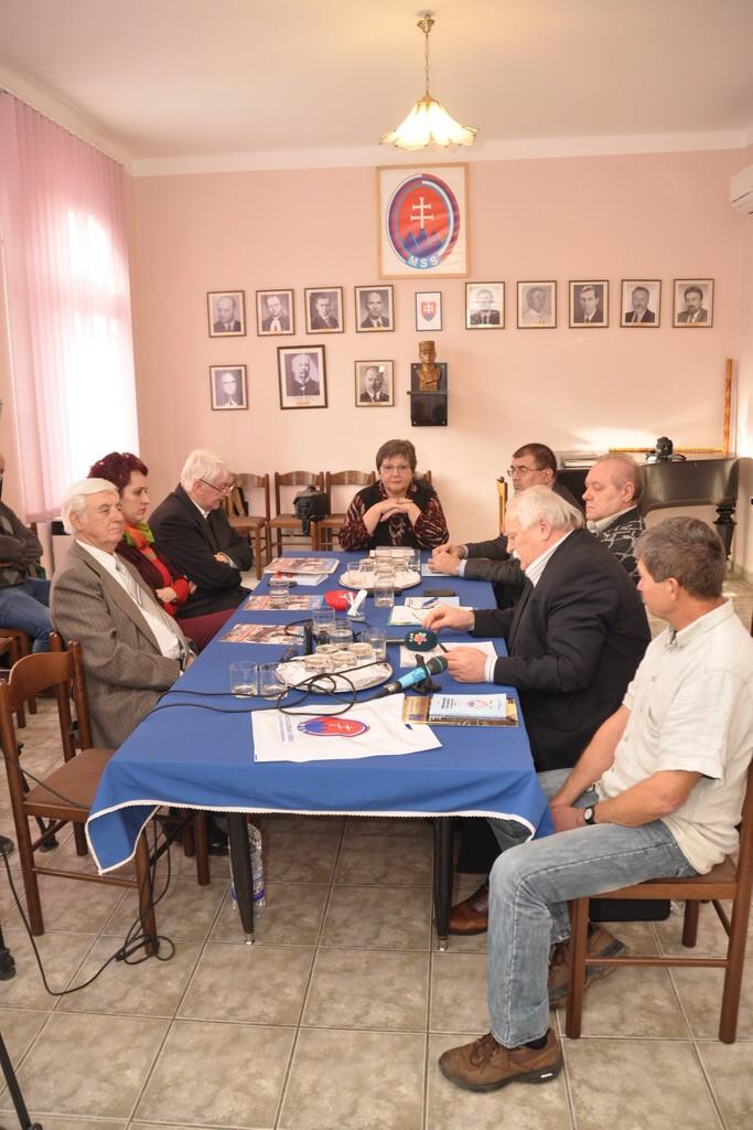 Z okrúhleho stola o problámoch matíc pôsobiacich v Srbsku