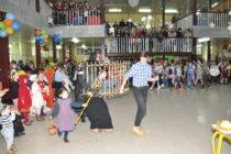 Maškarný ples petrovských žiakov