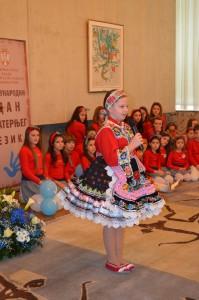 Báseň v slovenskom jazyku a kysáčsky kroj prezentovali vojvodinských Slovákov