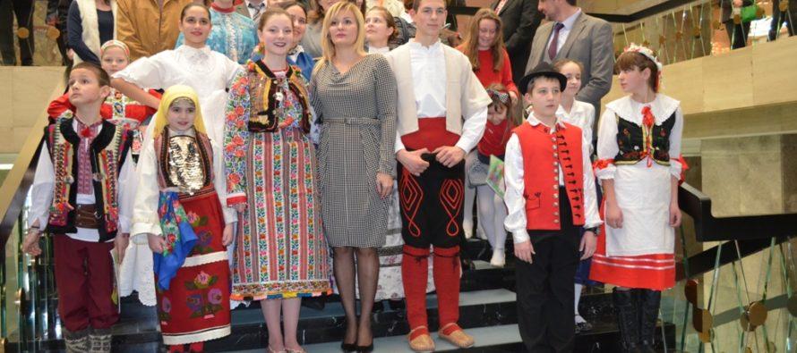 Oslava Medzinárodného dňa materinského jazyka aj v Paláci Srbska