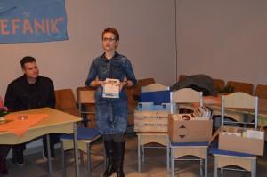 Binguľčanom odovzdali vyše 100 slovenských a srbských kníh a časopisov
