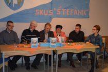 Hlasľudovská knižná akcia v Binguli