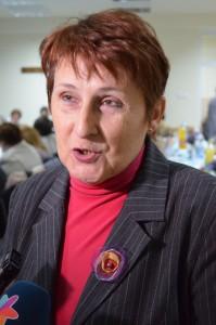 Aktivity spolku pochvaľuje aj Viera Miškovicová, prededníčka ASSŽ