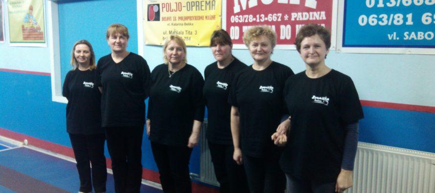Začal sa ženský kolkársky turnaj v Padine