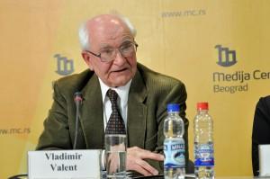 prof. Dr. Vladimír Valent (Foto: www.mc.rs)