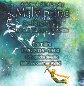 Detská divadelná premiéra Malý princ v Kysáči @ Kultúrne centrum Kysáč | Kysáč | Autonómna Pokrajina Vojvodina | Srbsko