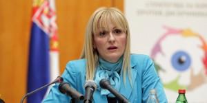 Suzana Paunovićová (Foto: Tanjug)