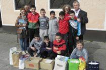 Knihy aj pre žiakov základnej školy v Silbaši