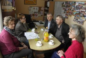 Hostitelia a hostia v silbašskej škole