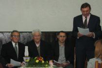 Literárny večierok v Kysáči