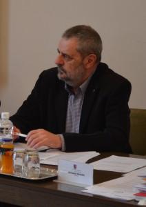 Predseda výboru Dušan Jakovljev
