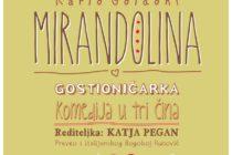 Predstavenie Mirandolina v SVD