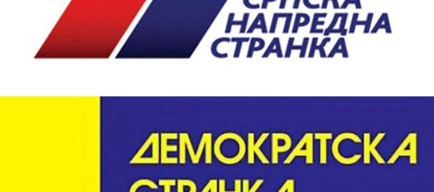 SNS a DS zrušili predvolebné aktivity