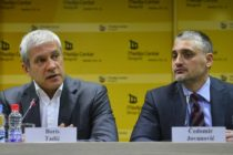 Tadić, Čanak a Jovanović na spoločnej listine