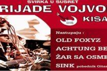 V ústrety Gitariáde Vojvodiny – Kysáč 2016