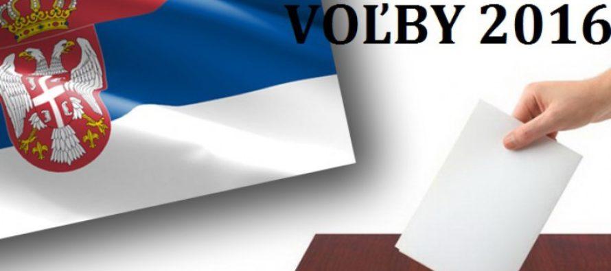 Schválili koaličnú listinu Zväz pre lepšie Srbsko