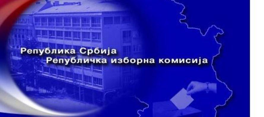 RIK schválil volebnú listinu Aleksandar Vučić – Srbsko víťazí