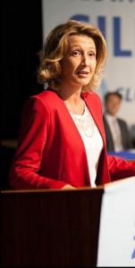 Libuška Lakatošová (SNS) (Foto: Facebook)