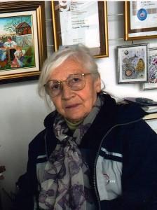 Insitná maliarka Alžbeta Čížiková