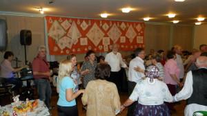 Padinskí a kovačickí dôchodcovia sobotu využili na tradičnú zábavu, na ktorú si pozvali hostí aj z okolitých miest