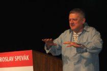 Životné jubileum spisovateľa Zoroslava Speváka
