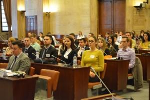 Časť účastníkov konferencie