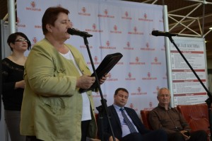 Veľvyslankyňa Slovenskej republiky v Srbsku Dagmar Repčeková