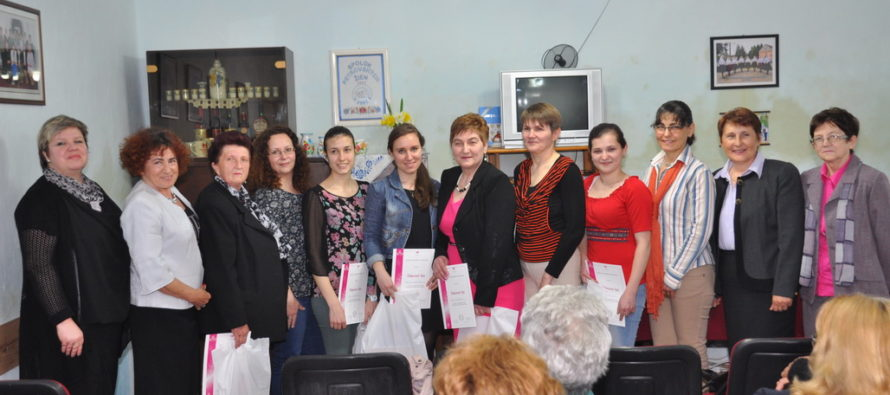 Regionálna recitačná súťaž žien z Báčky