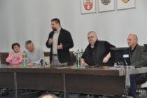 Báčsky Petrovec: Tribúna Ligy sociálnych demokratov Vojvodiny