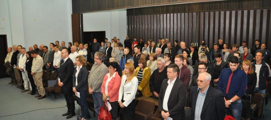 Báčsky Petrovec: Tribúna politickej strany Slováci vpred!