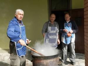 Aj kuchári sa činili