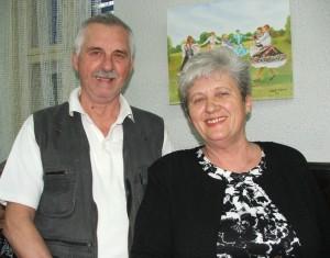 Pavel a Ružena Závišovci