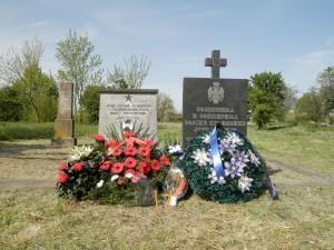 Pomníky tragicky padlým 13. apríla 1941