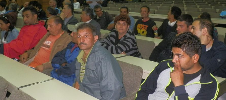 Stará Pazova: K Svetovému dňu Rómov podpísali zmluvu