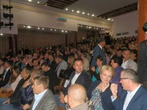 Pritomní na záverečnej predvolenej konvencii  pokrokárov v Starej Pazove