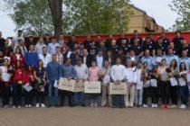 Stará Pazova: Prijatie pre najúspešnejších športovcov